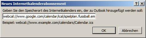 em ical kalender im outlook einfügen