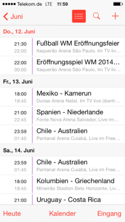 spielplan confed cup 2017 iphone ipad