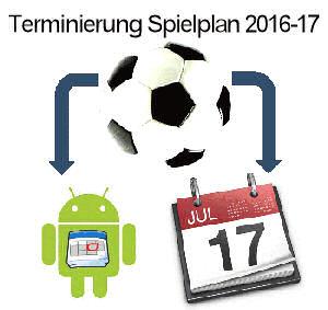 Bundesliga Spielplan 2016-2017