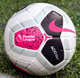 Premier League Ball 19-20