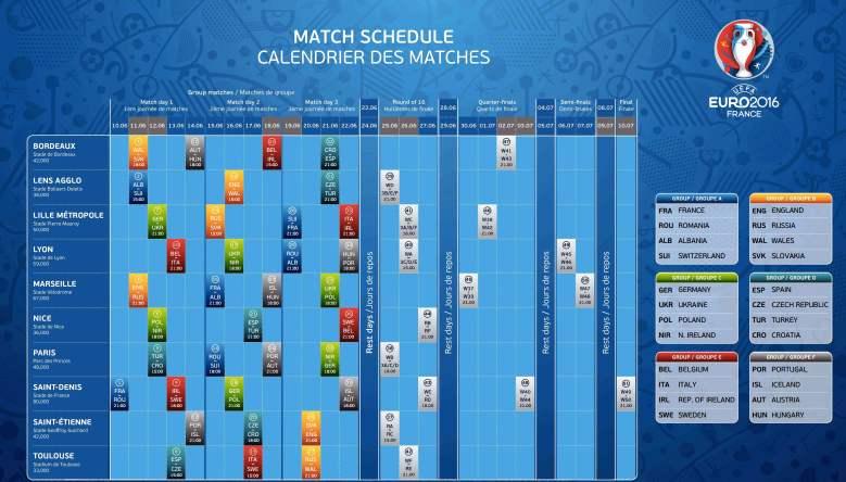 PDF Spielplan EM2016 Download