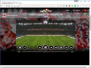 Live Stream Erste Bundesliga
