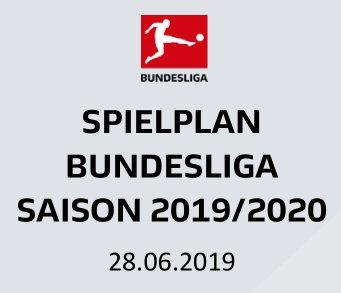 PDF Spielplan Bundesliga