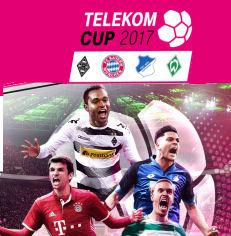 Audi Cup Telekom Cup 2017