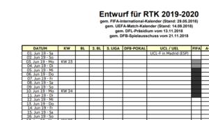 Terminkalender-DFB-DFL