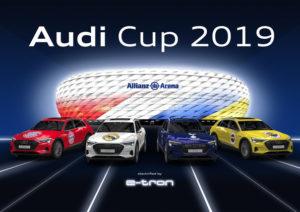 Audi Cup 2019 live im TV