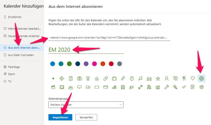EM 2020 Outlook.com